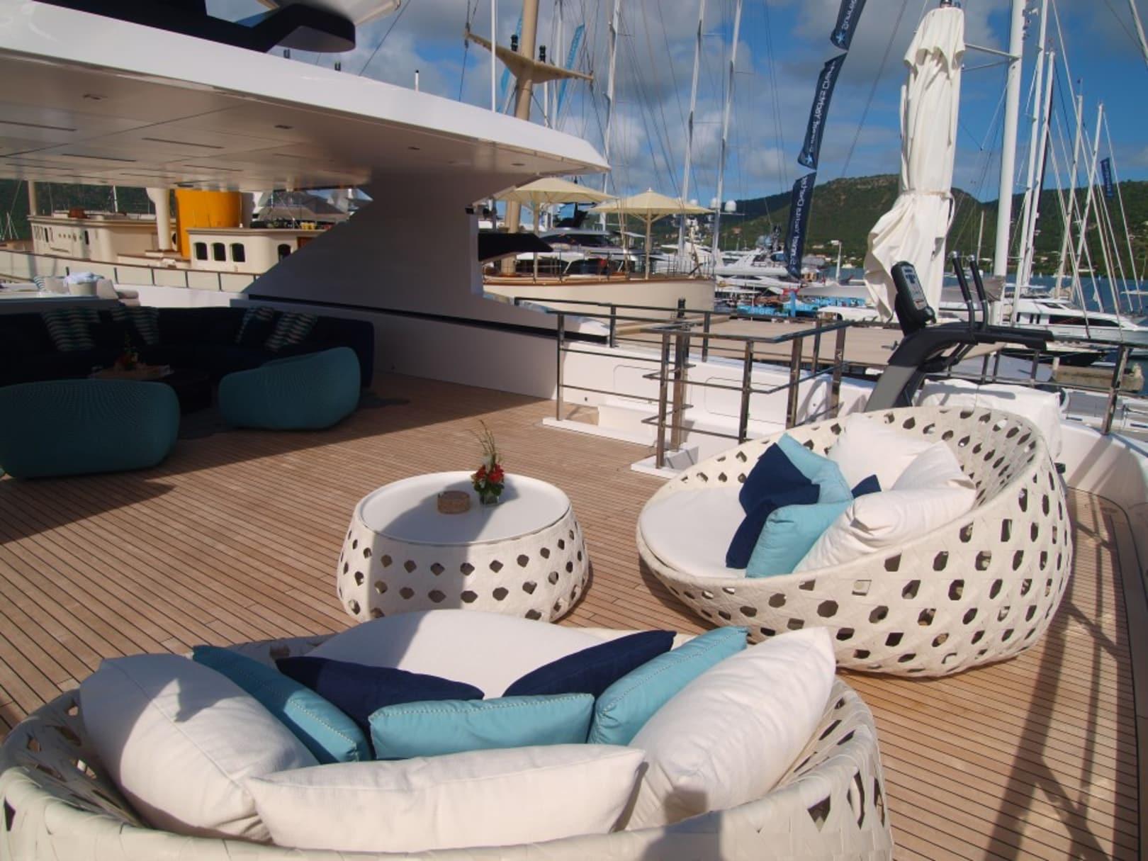 M/Y Entourage Yacht #5