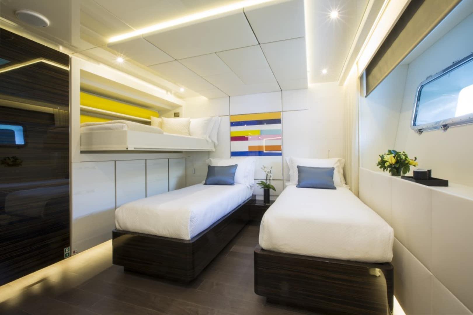 M/Y Entourage Yacht #21