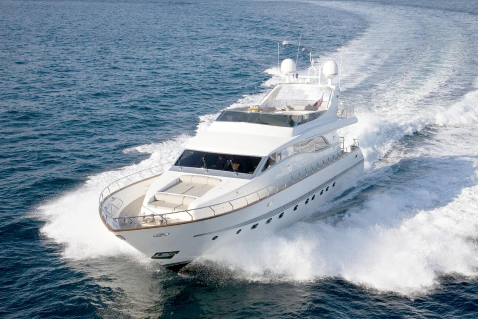 M/Y Seralin Yacht #6