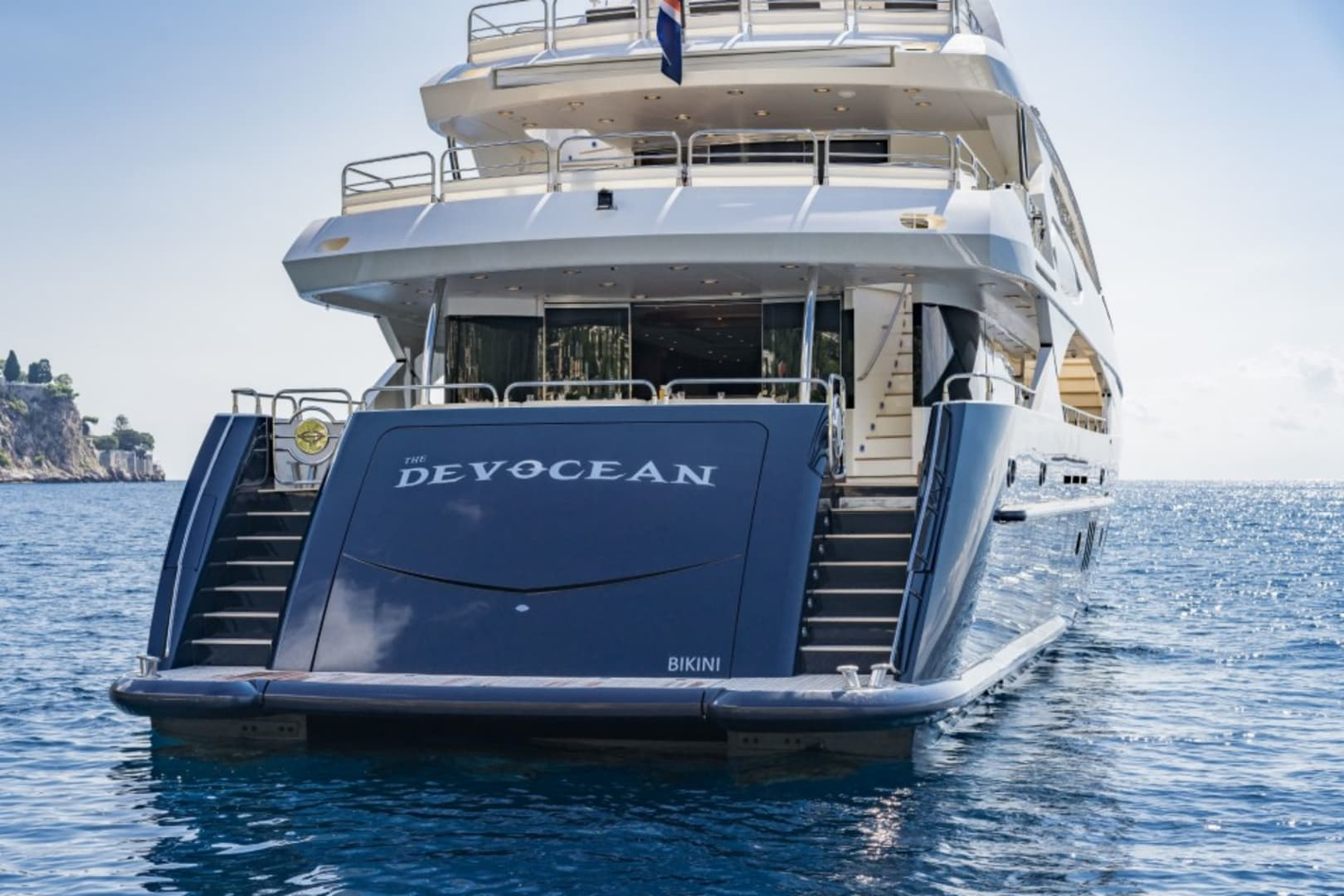 M/Y The Devocean Yacht #5
