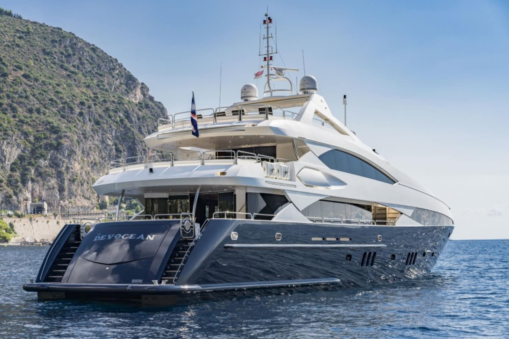 M/Y The Devocean Yacht #6