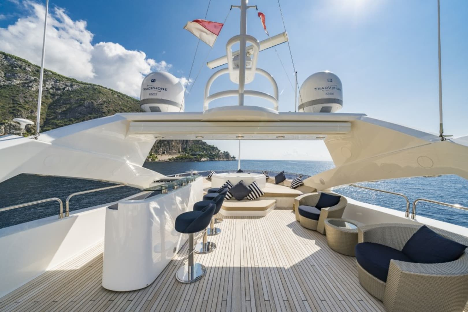 M/Y The Devocean Yacht #9