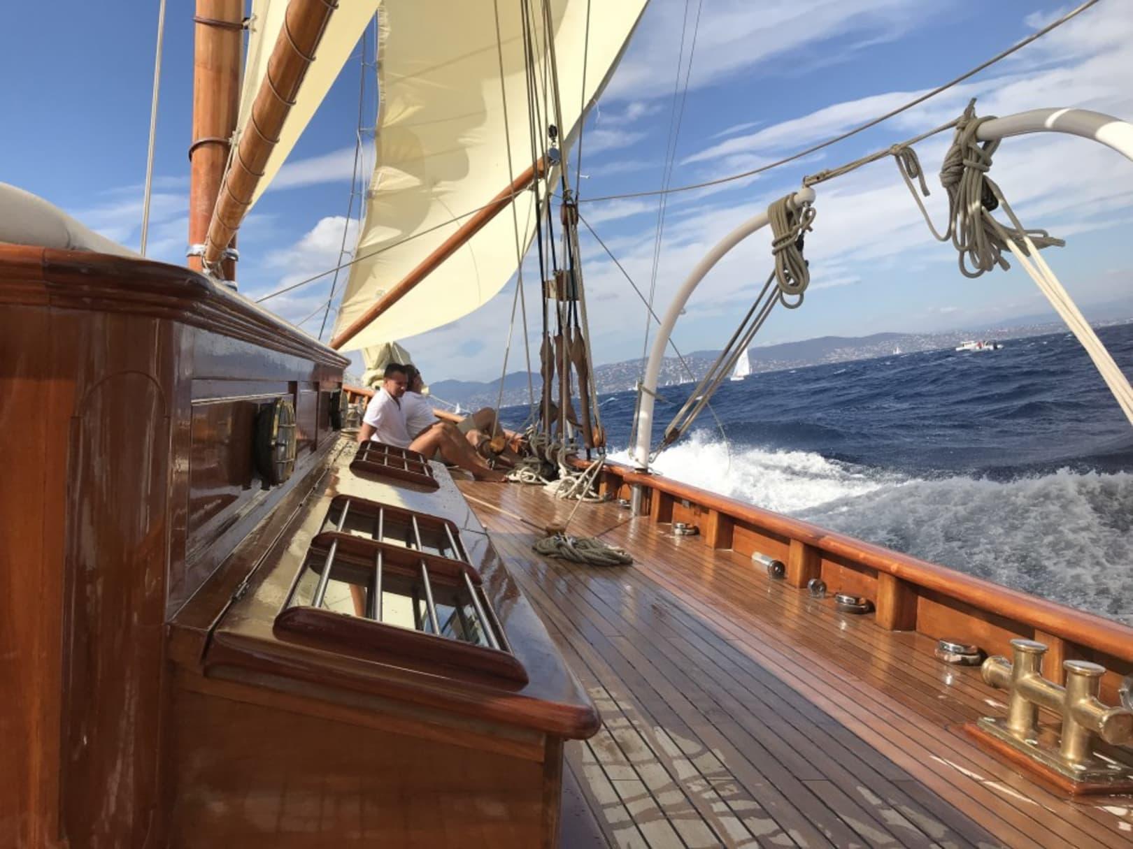S/Y Doriana Yacht #4