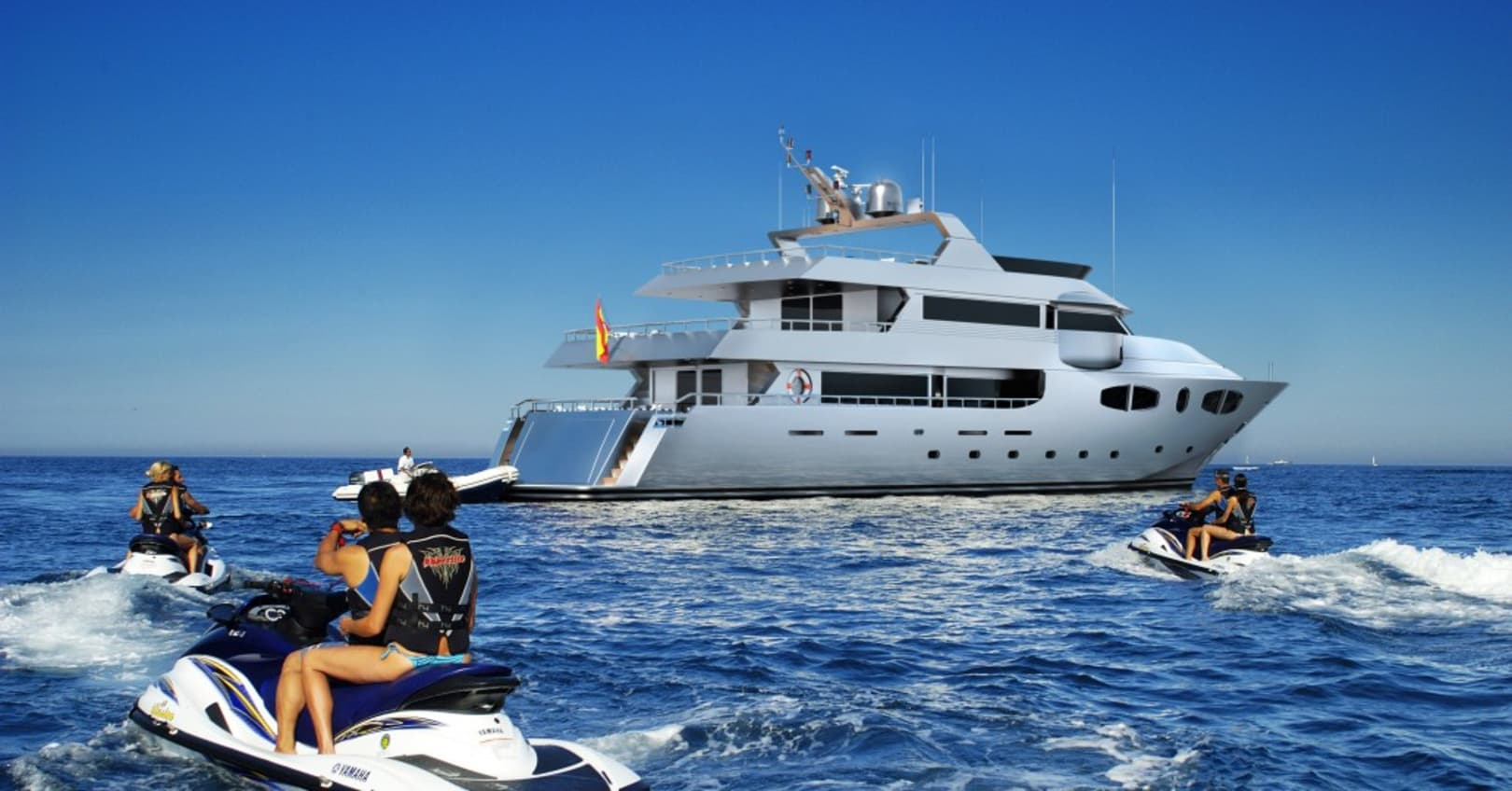 M/Y VK_1 Yacht #1