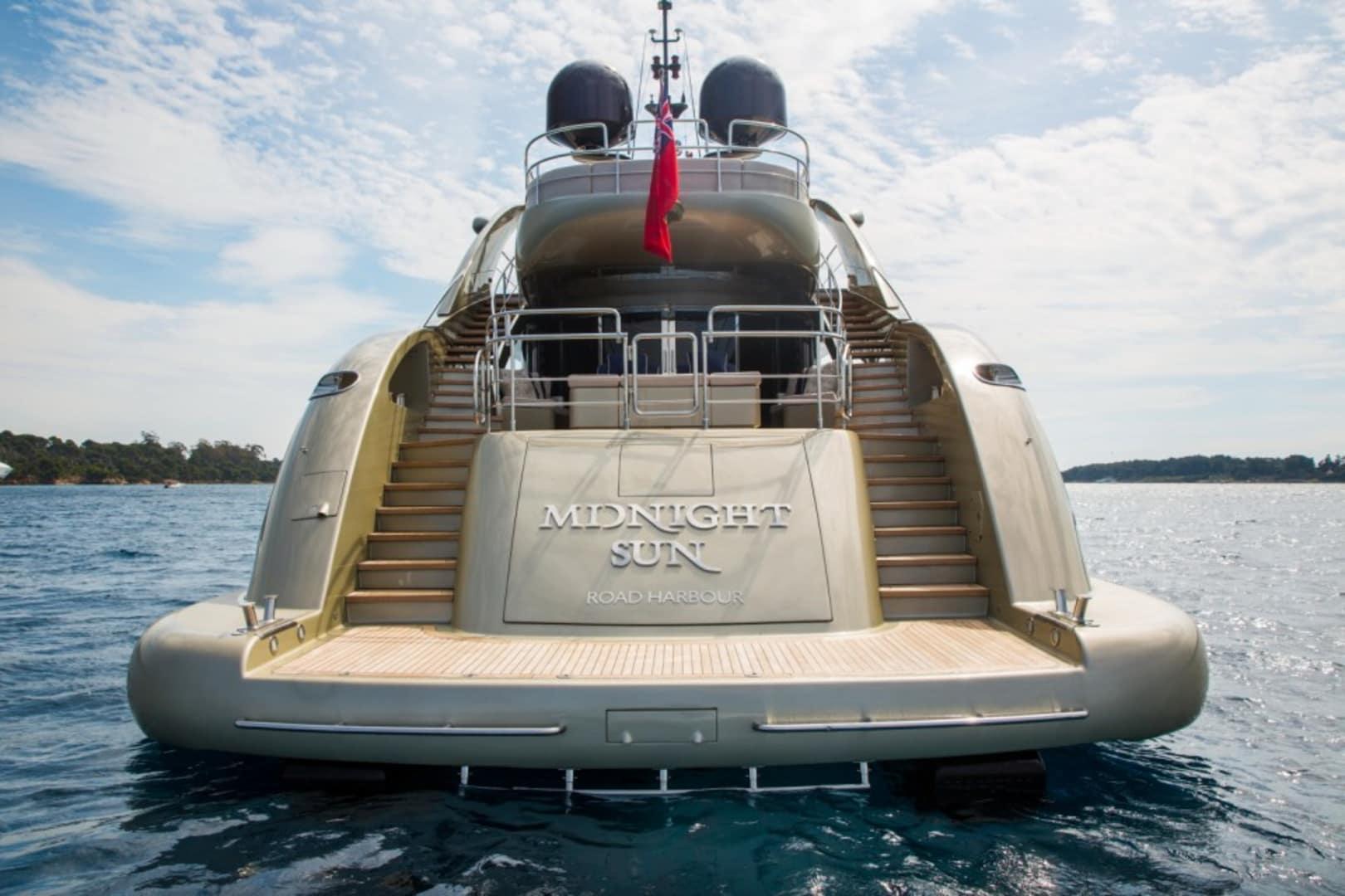 M/Y Hooligan 2 Yacht #9