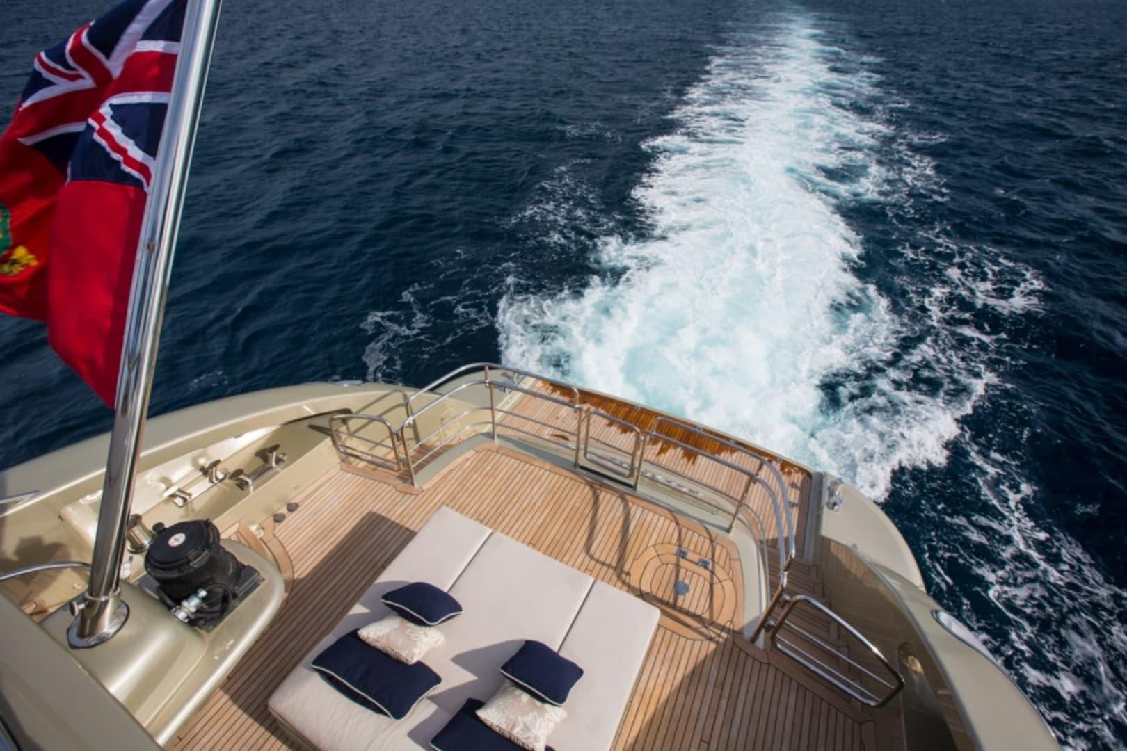 M/Y Hooligan 2 Yacht #10