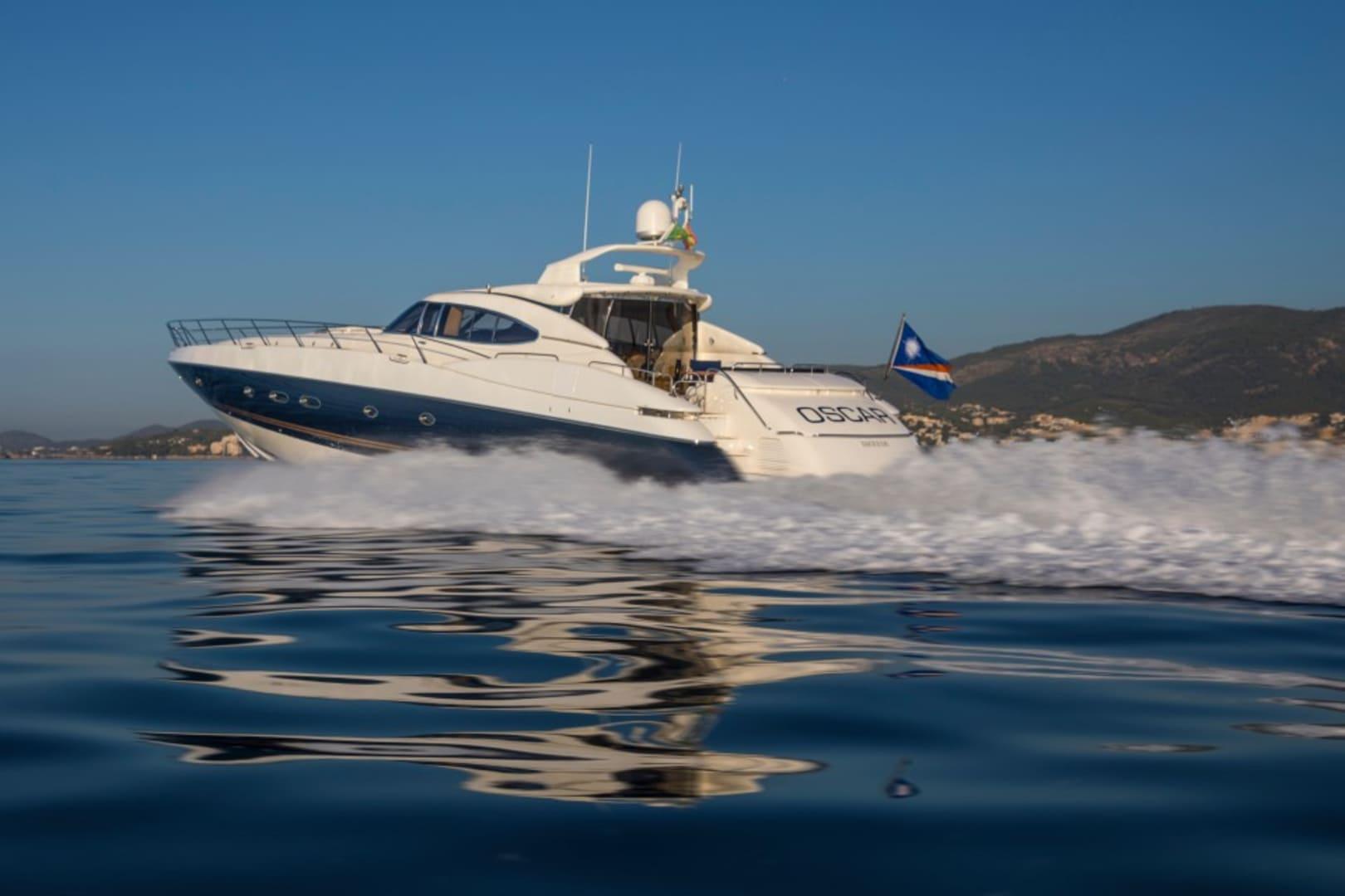 M/Y Oscar Yacht #3