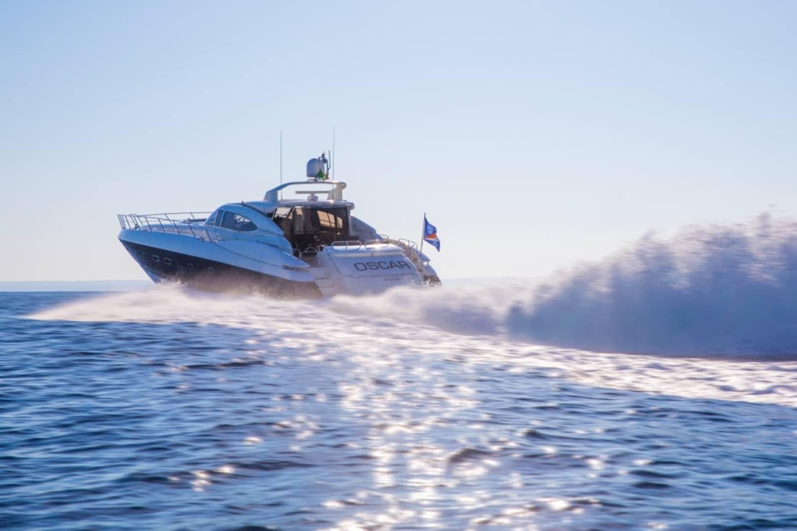 M/Y Oscar Yacht #10