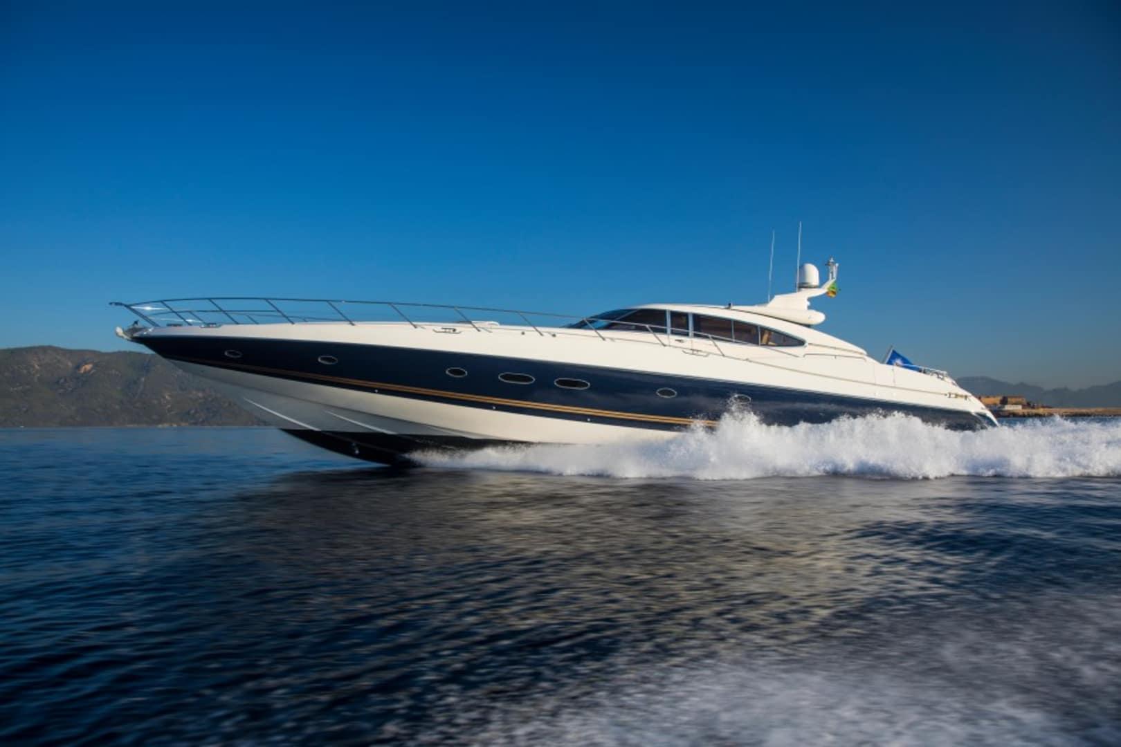 M/Y Oscar Yacht #4