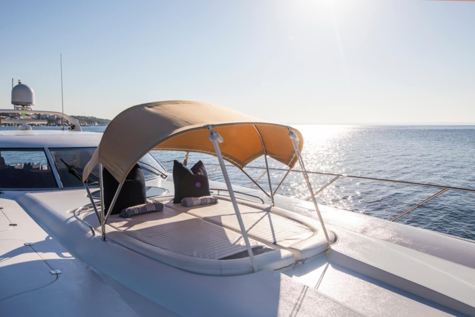 M/Y Oscar Yacht #12