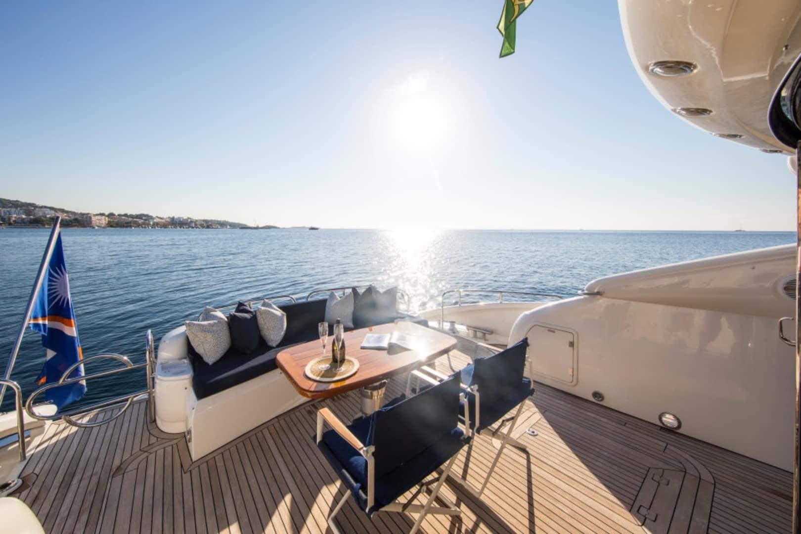 M/Y Oscar Yacht #17