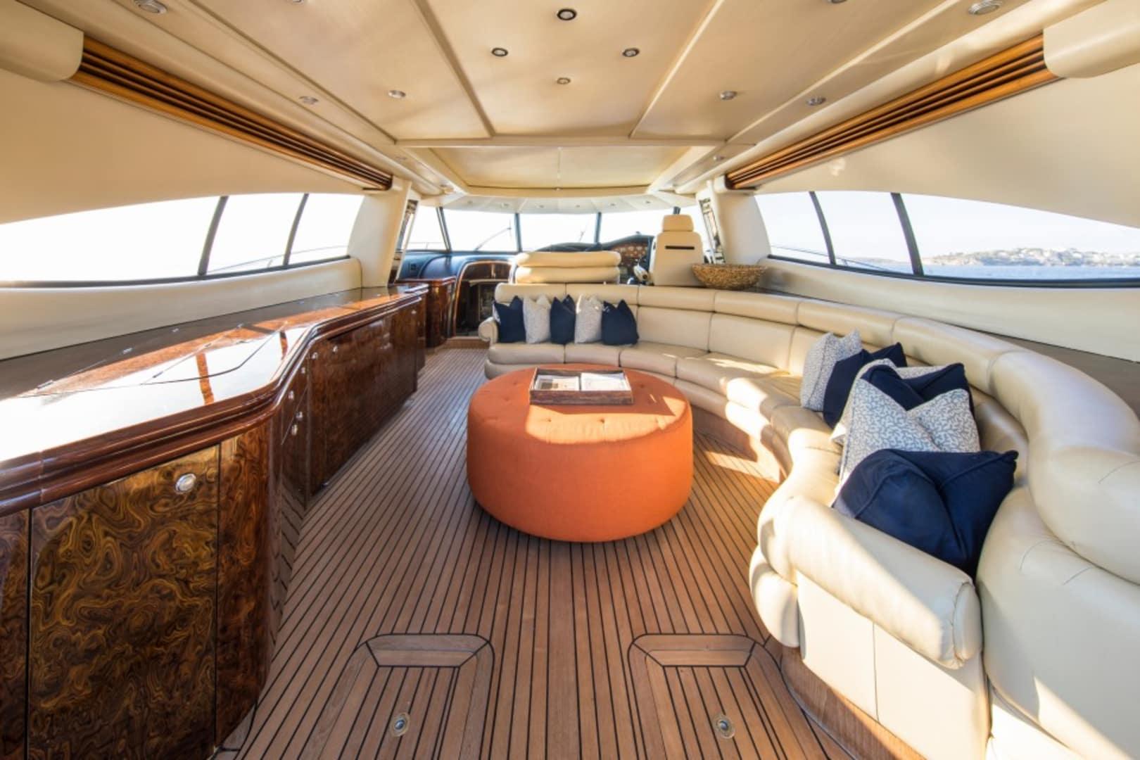 M/Y Oscar Yacht #25