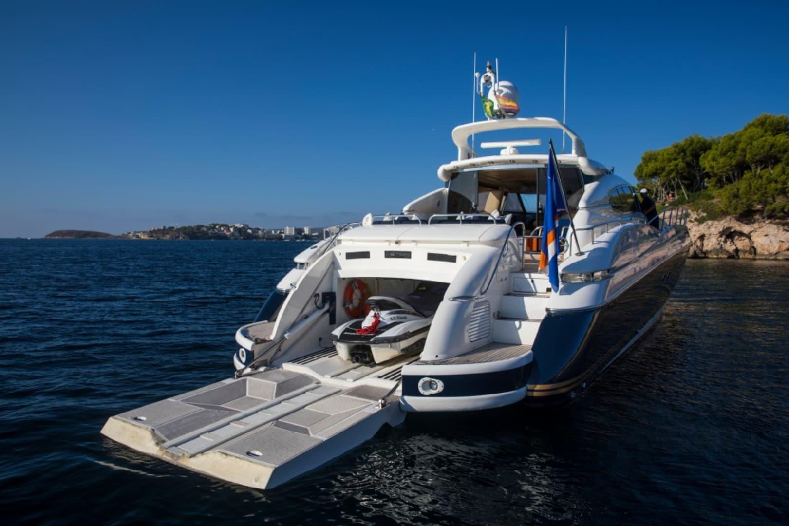 M/Y Oscar Yacht #21