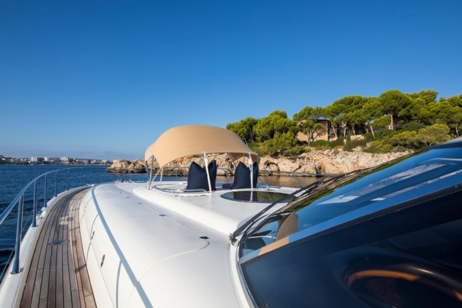 M/Y Oscar Yacht #23