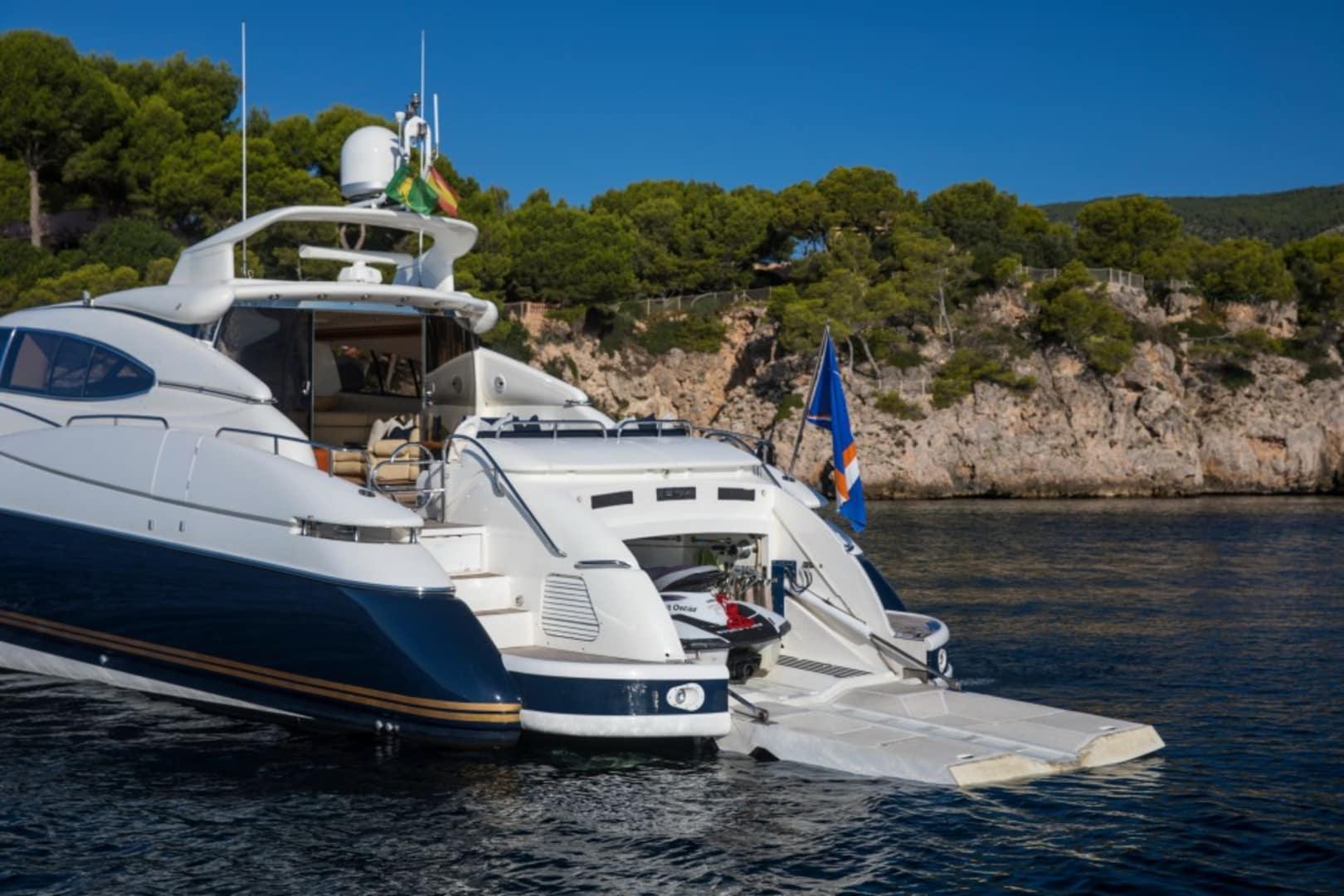 M/Y Oscar Yacht #22