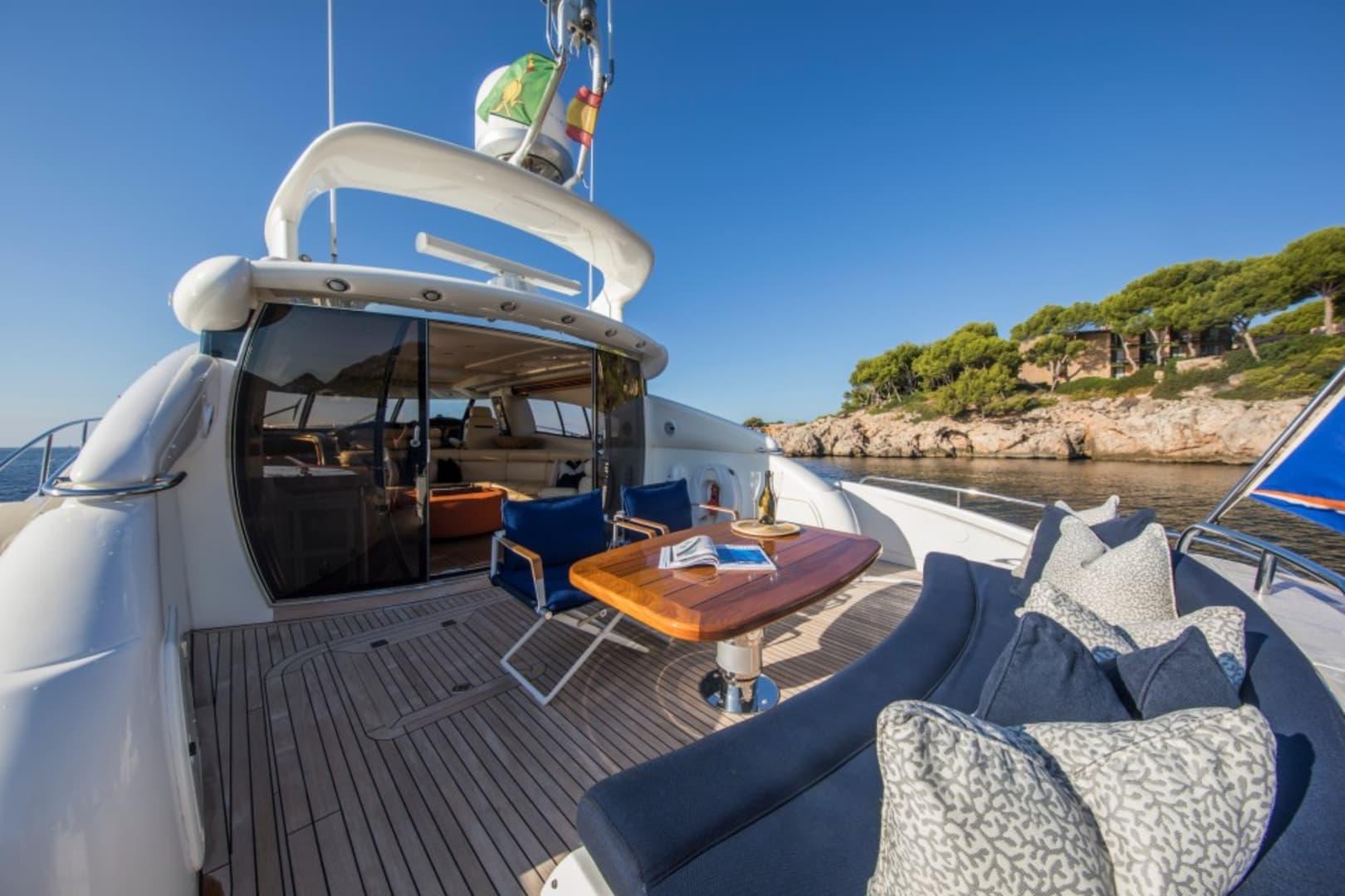 M/Y Oscar Yacht #11