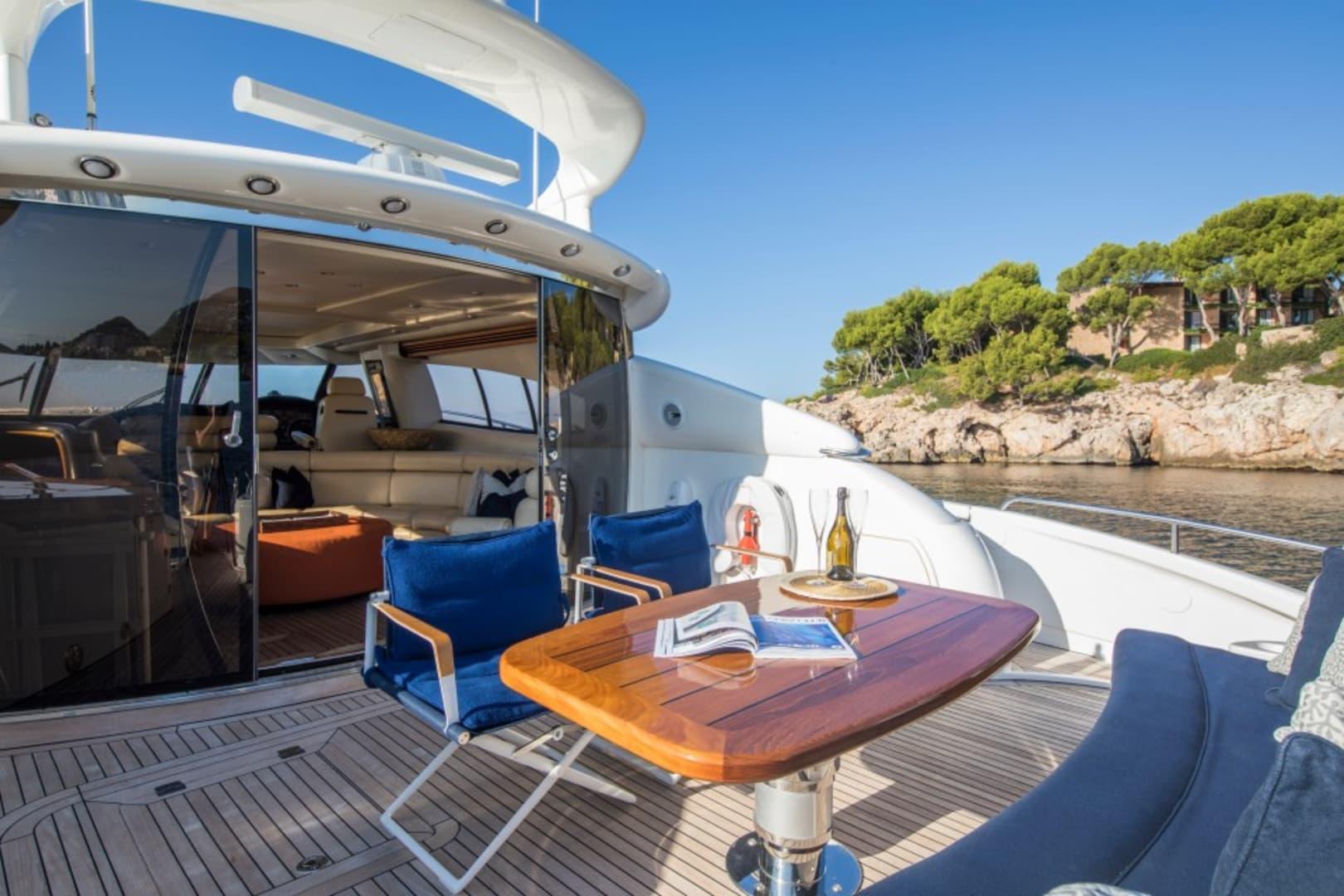 M/Y Oscar Yacht #14
