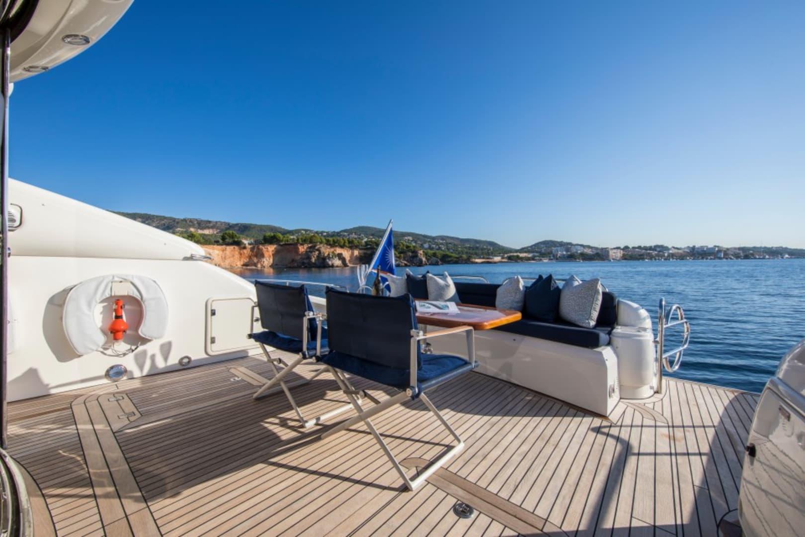 M/Y Oscar Yacht #15