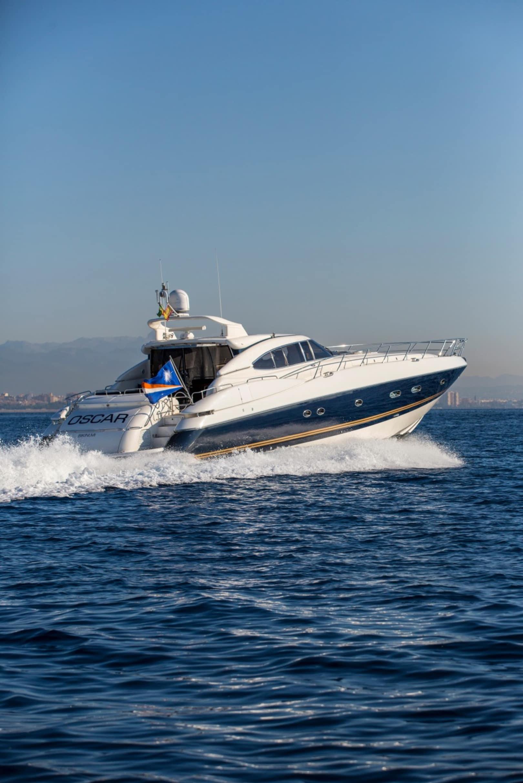 M/Y Oscar Yacht #8