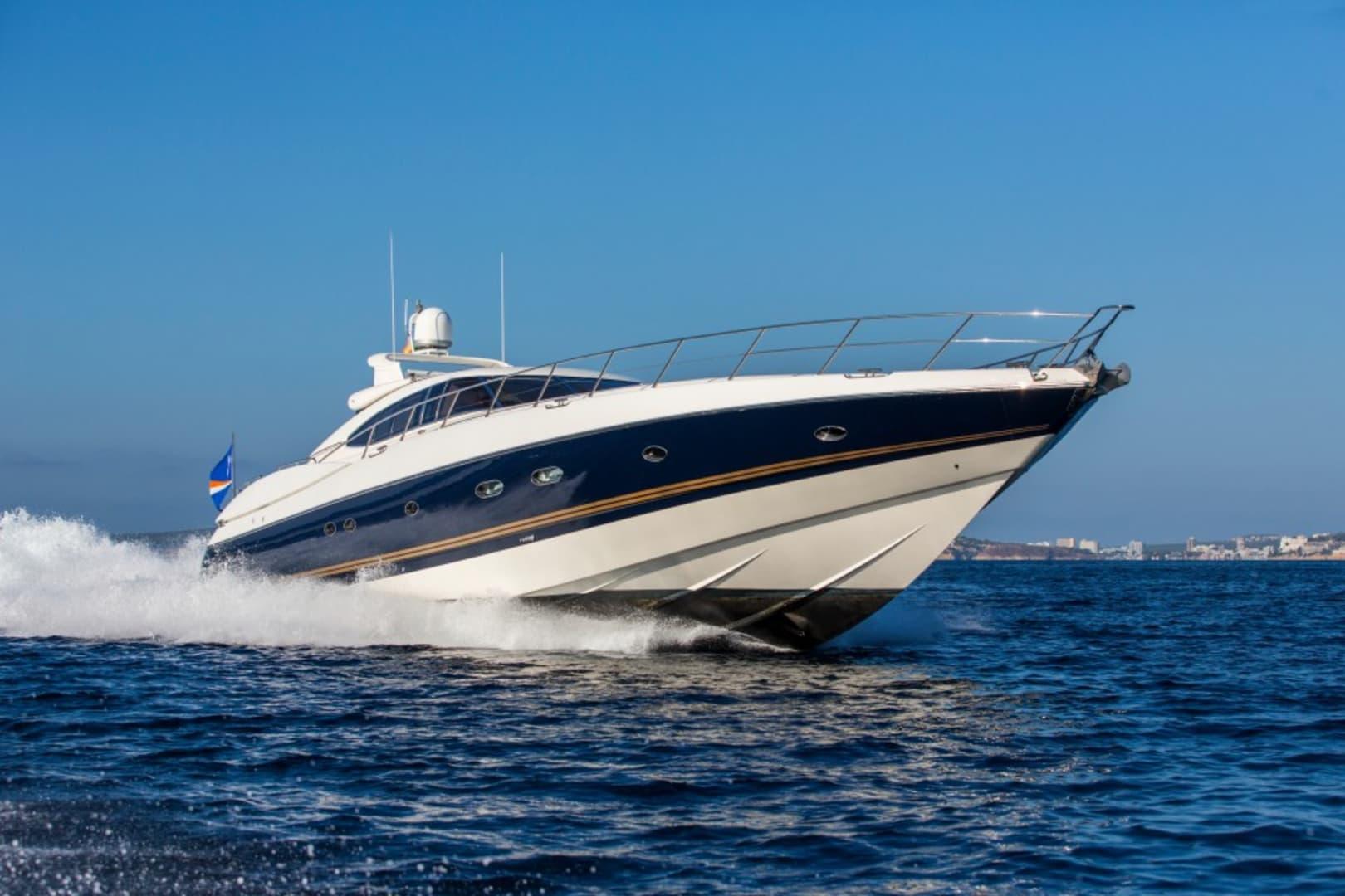 M/Y Oscar Yacht #6