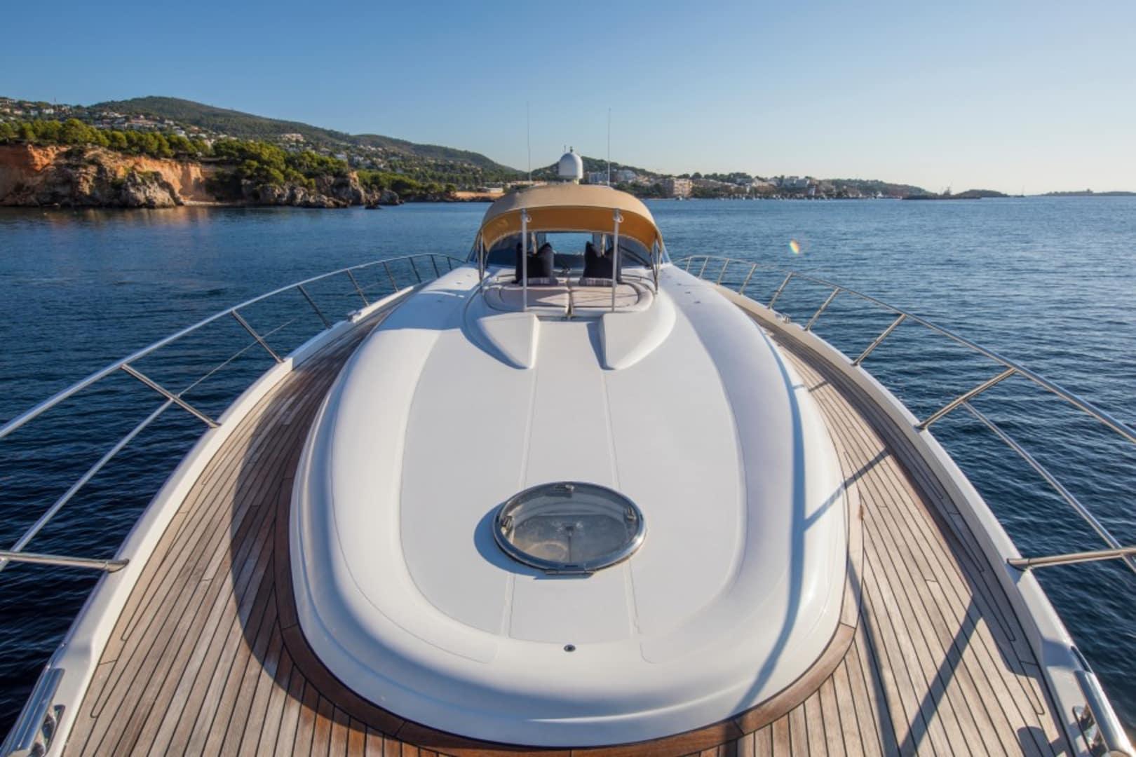 M/Y Oscar Yacht #18