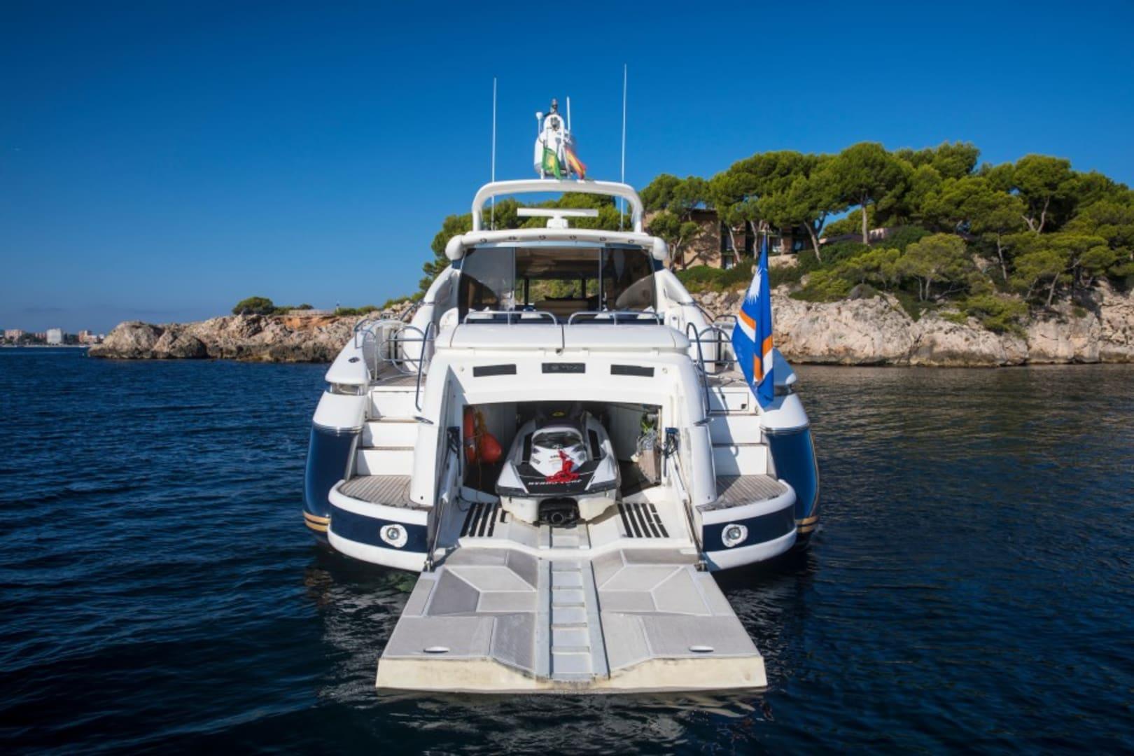 M/Y Oscar Yacht #20
