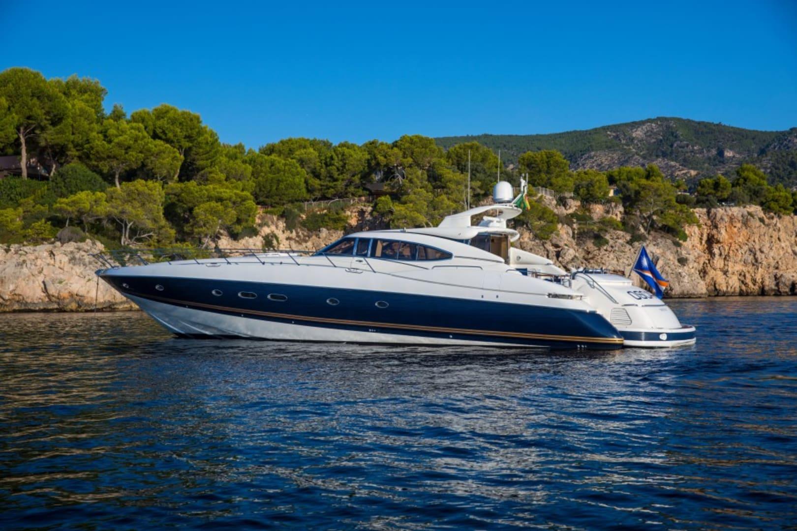 M/Y Oscar Yacht #1