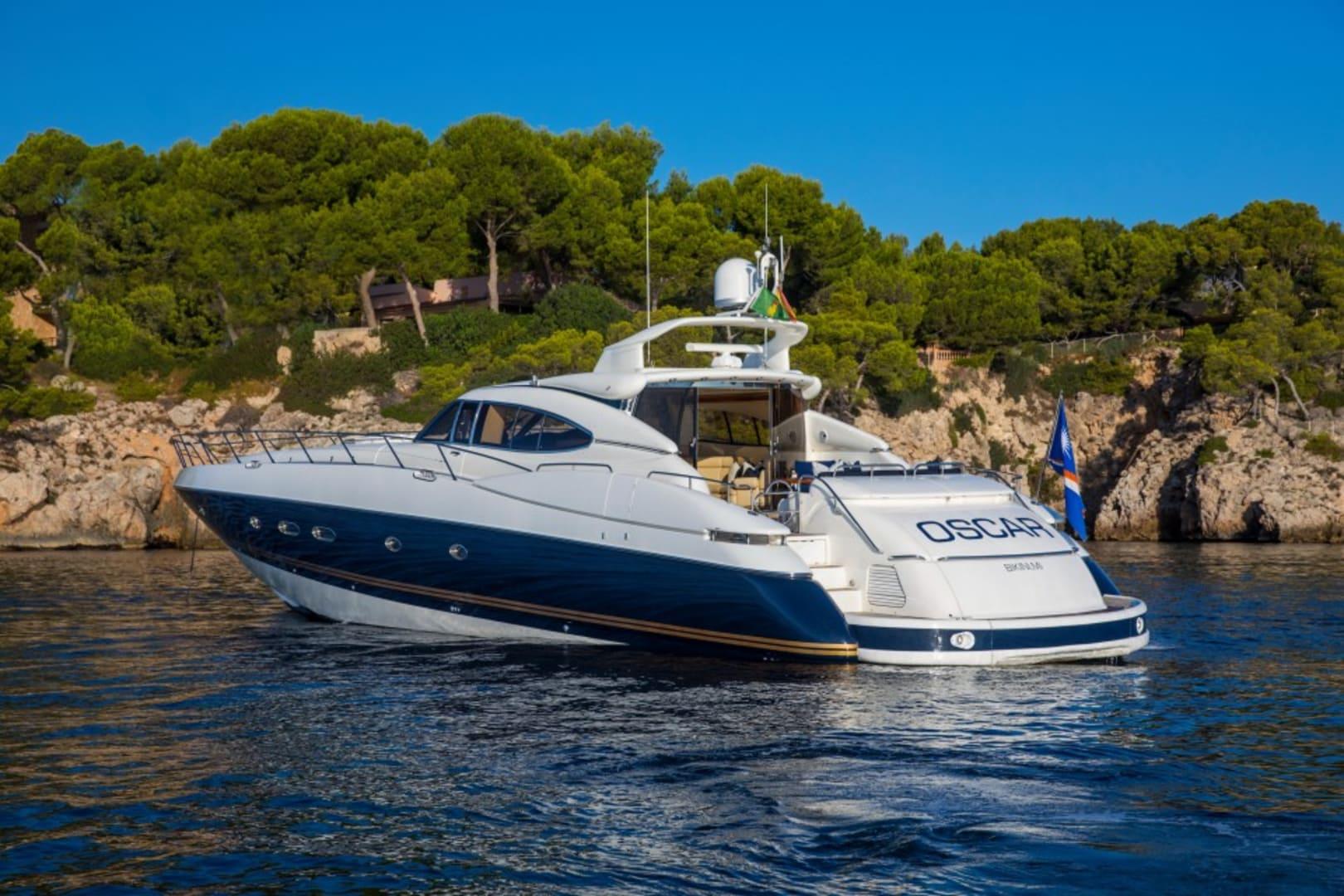 M/Y Oscar Yacht #2