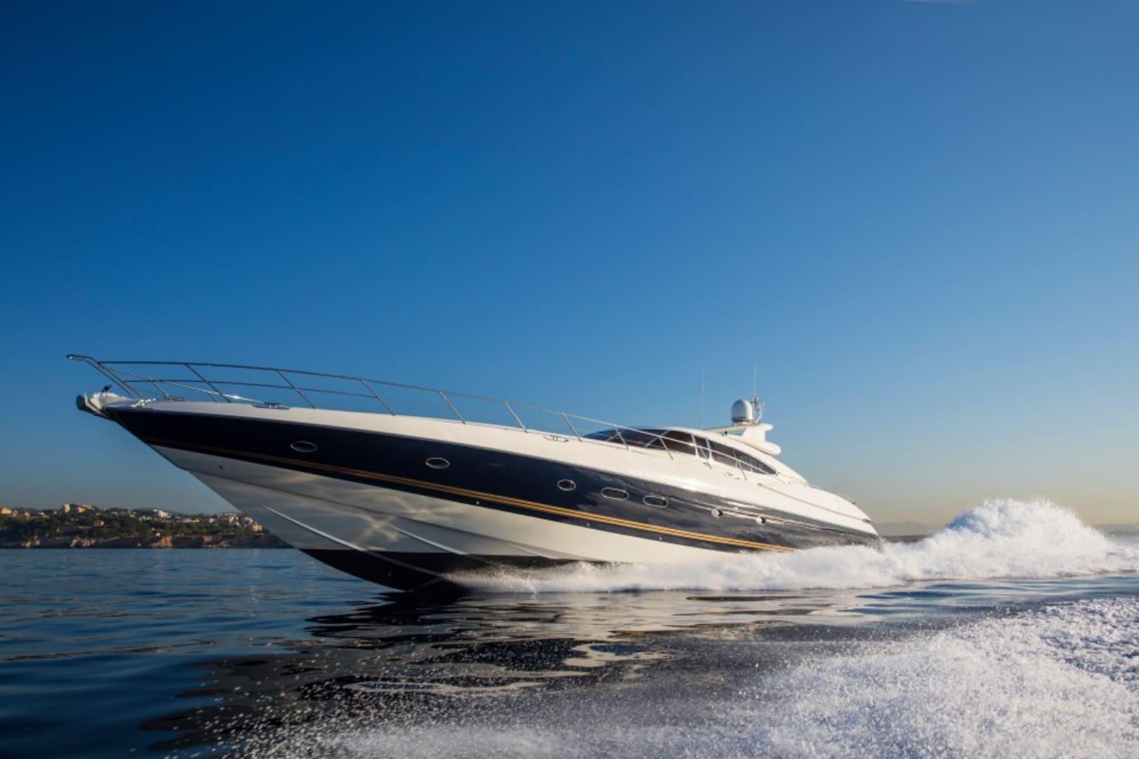 M/Y Oscar Yacht #9