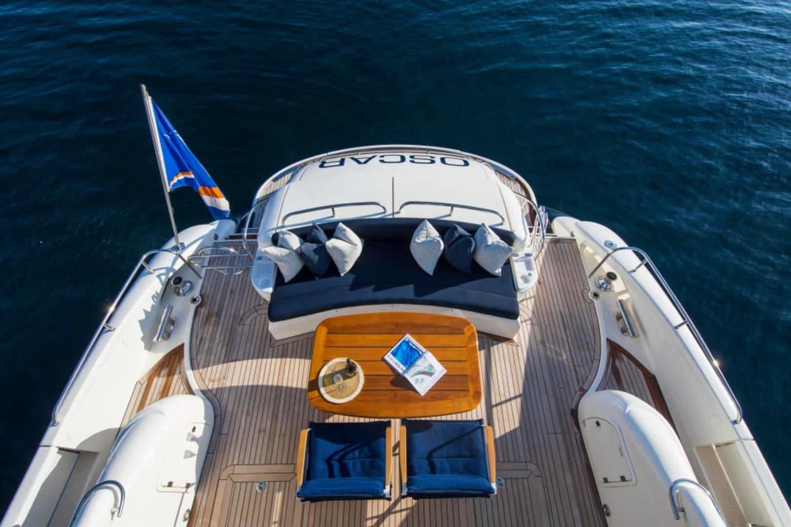 M/Y Oscar Yacht #13