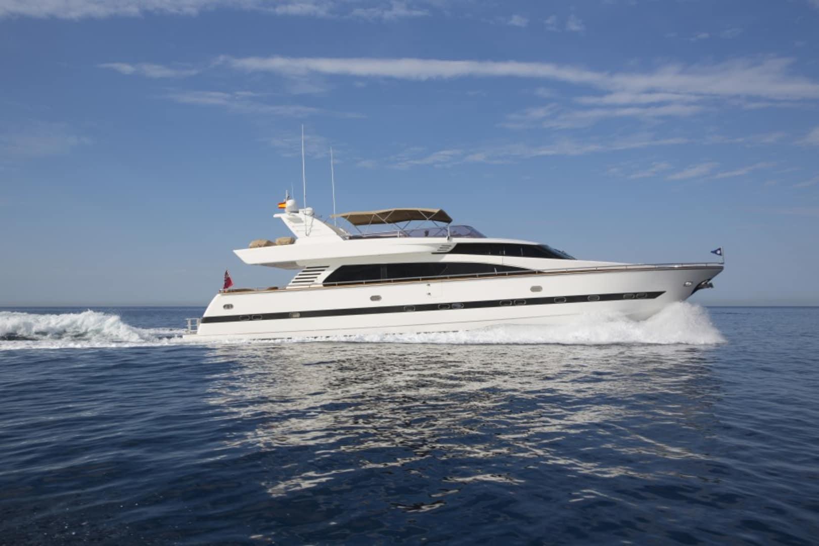 M/Y Vogue Yacht #4