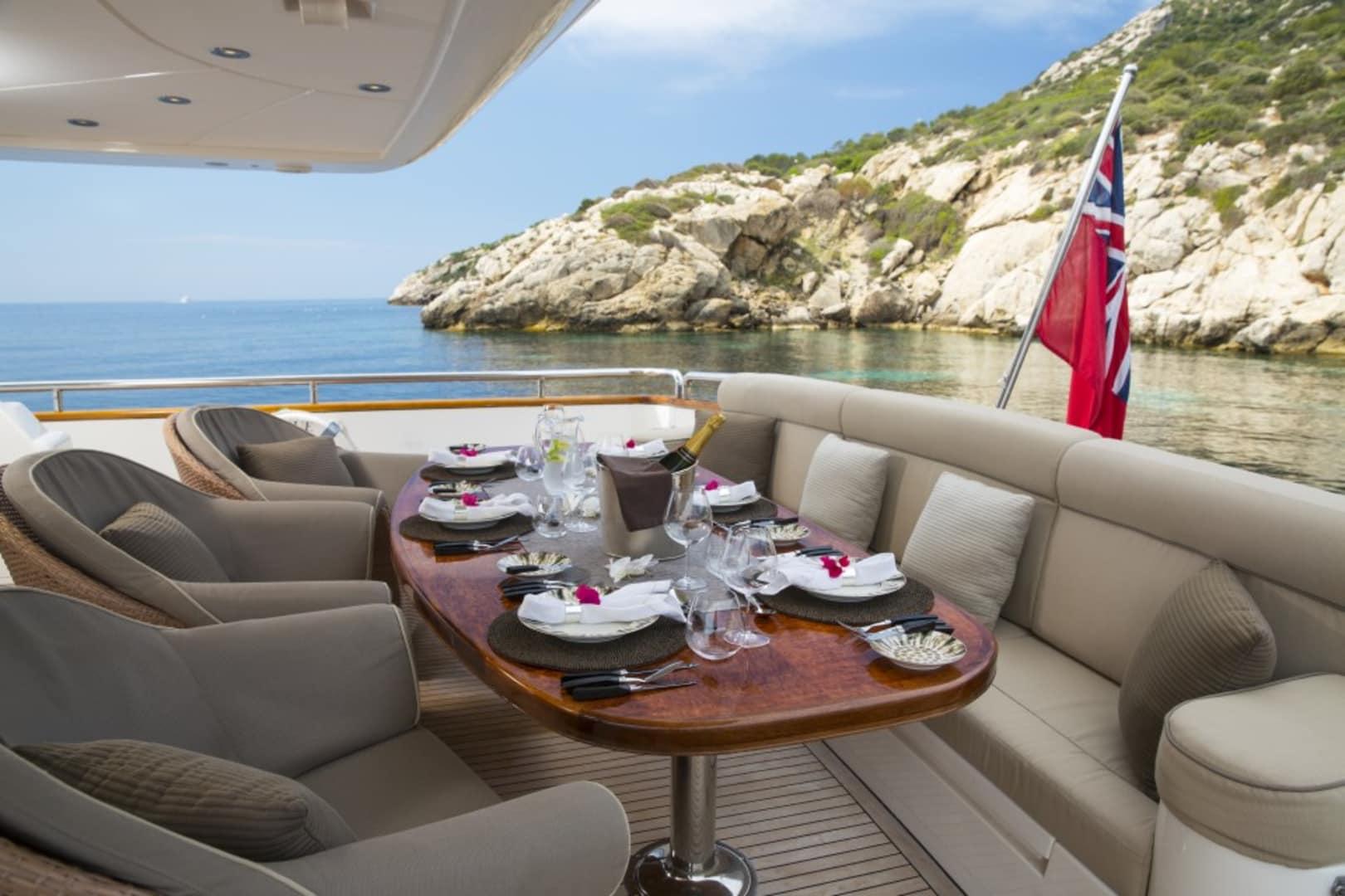 M/Y Vogue Yacht #8