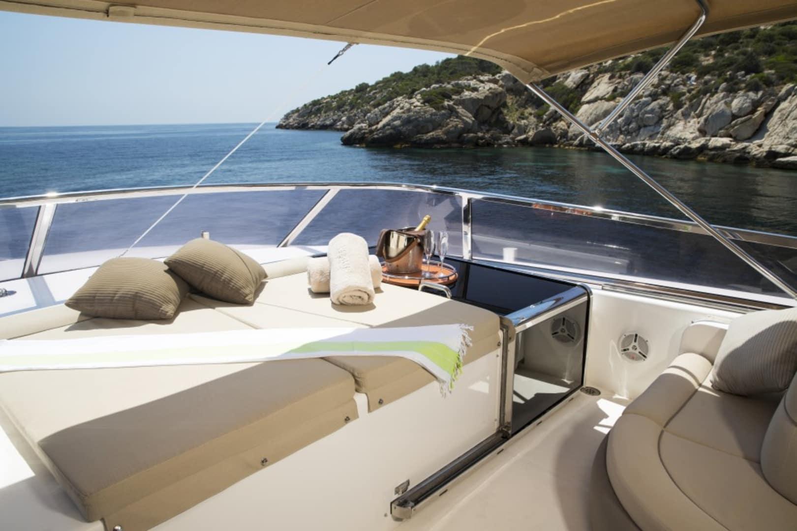 M/Y Vogue Yacht #13