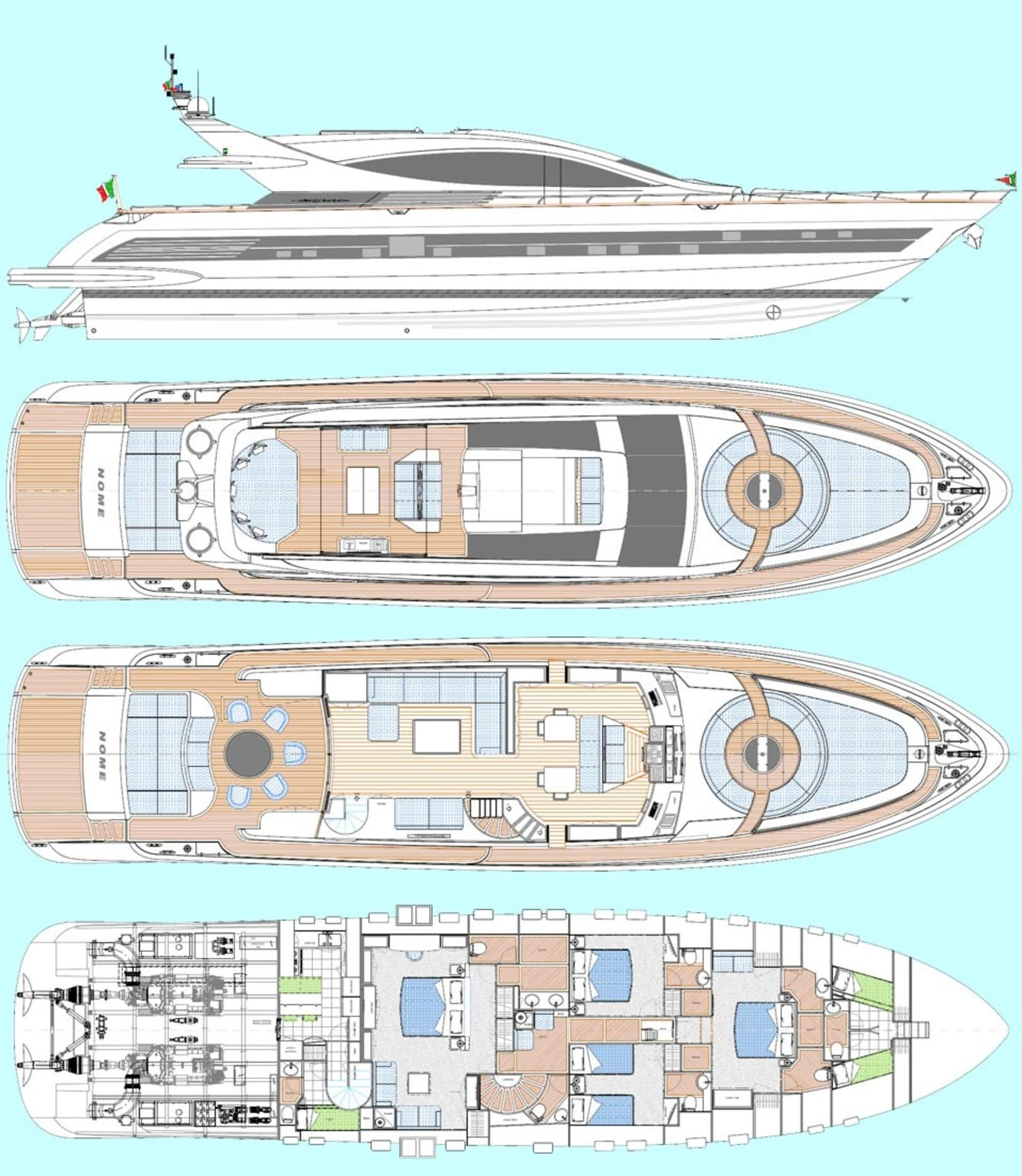 M/Y Muse Yacht #27