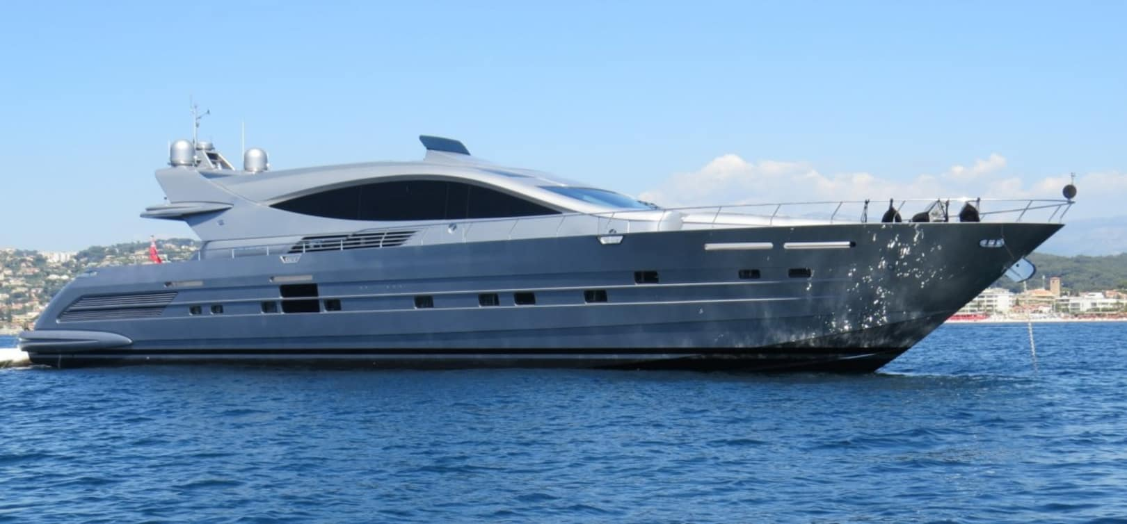 M/Y Muse Yacht #1