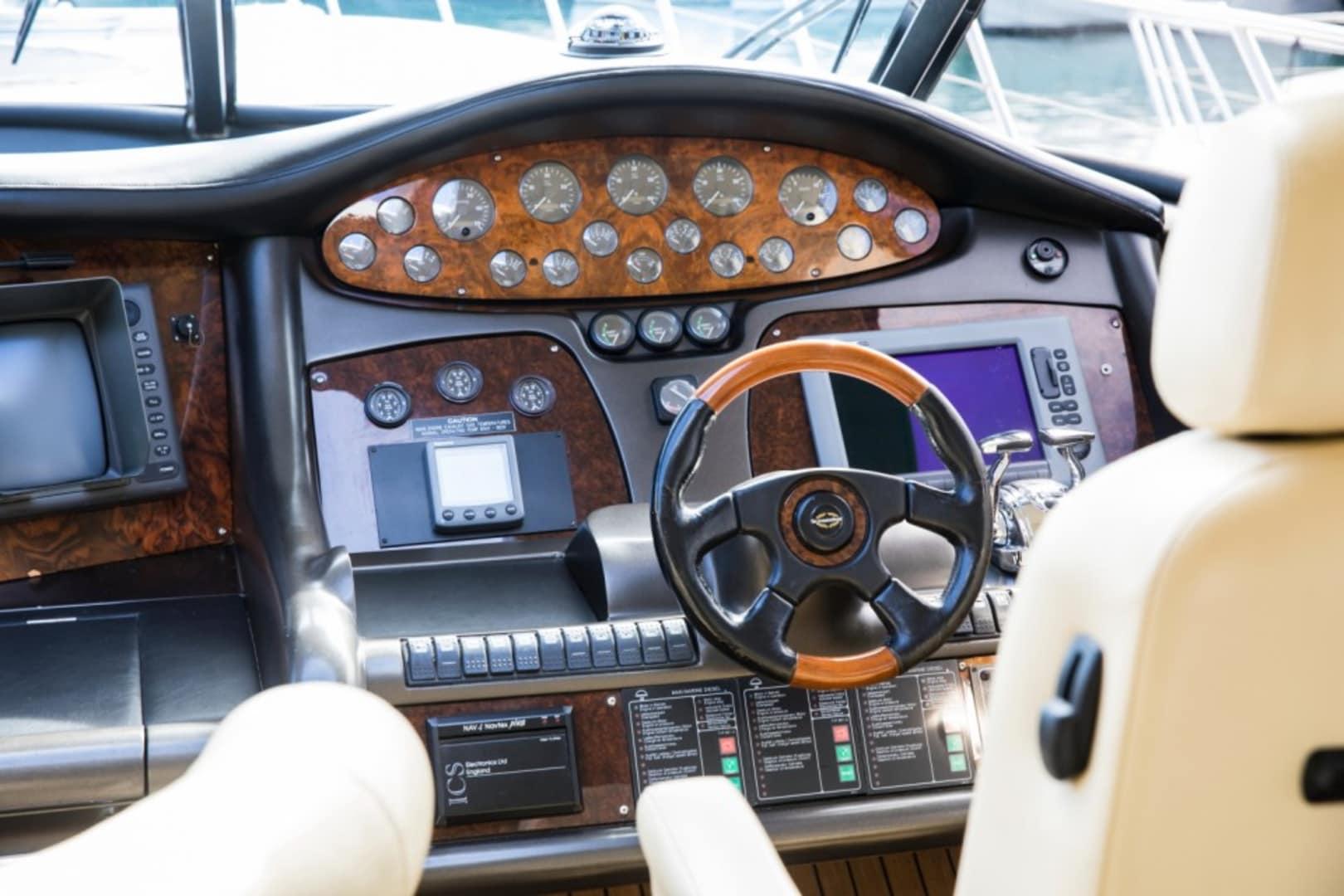 M/Y Oscar Yacht #45