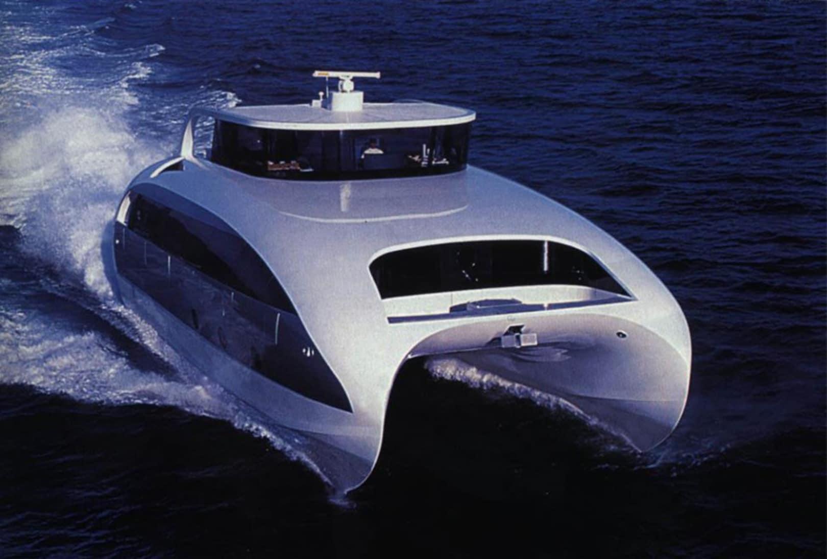 M/Y Starfish Voyager Yacht #1