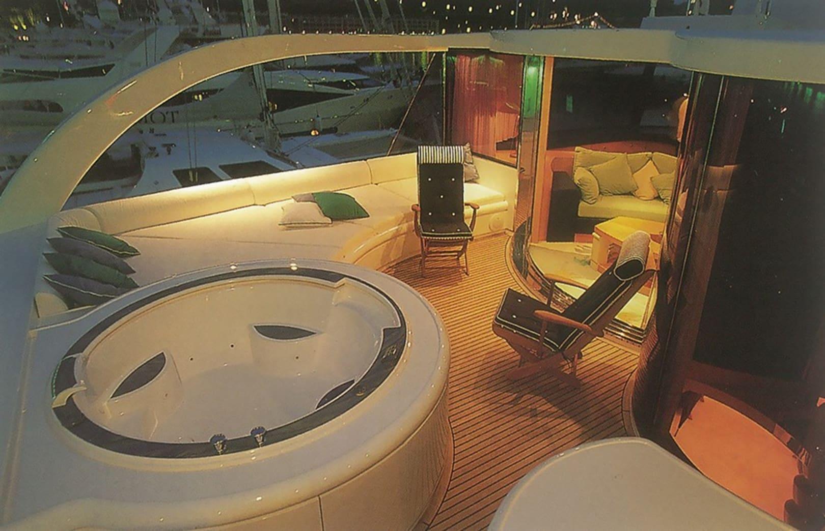 M/Y Starfish Voyager Yacht #5
