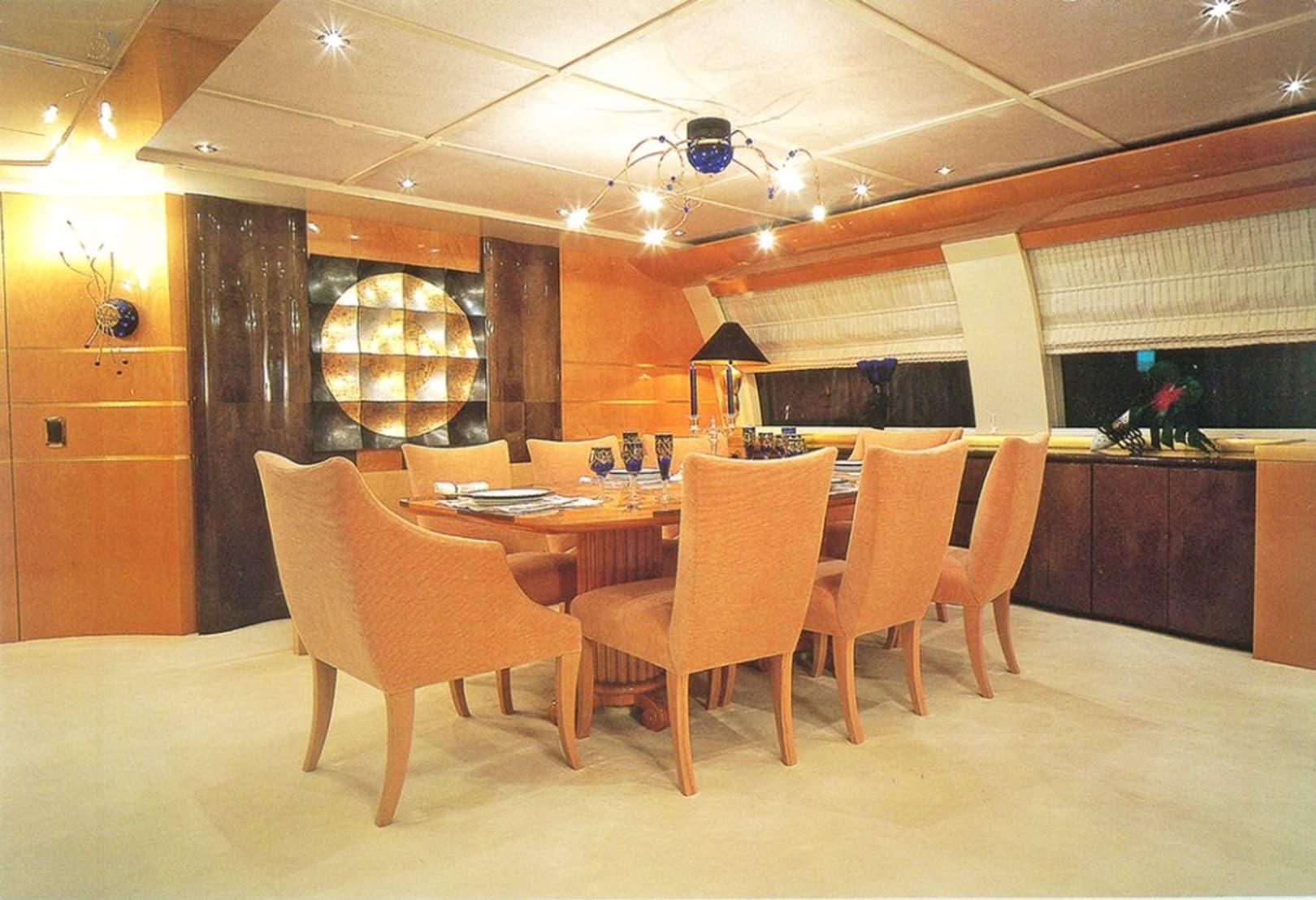 M/Y Starfish Voyager Yacht #8