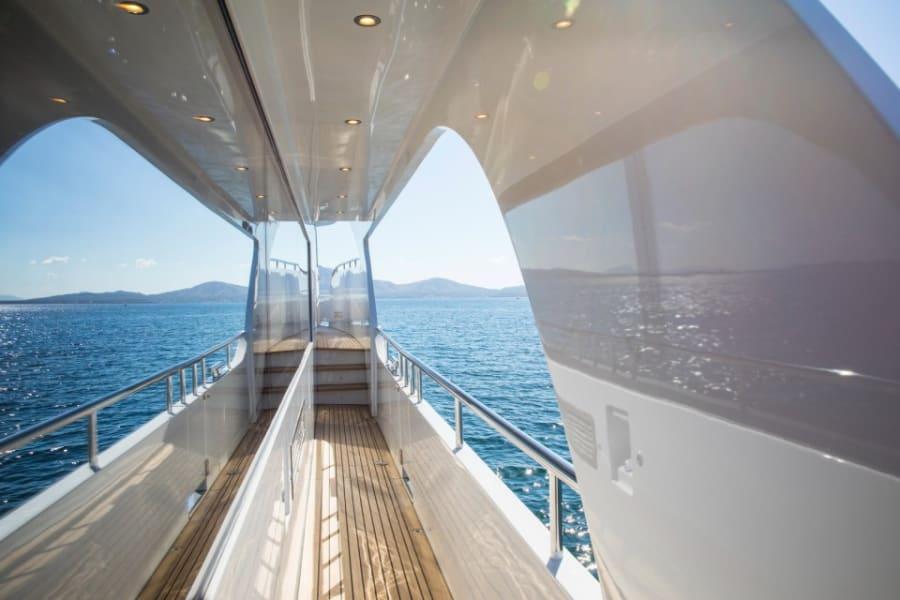 Моторная яхта EIGHTEEN TWO Yacht #4