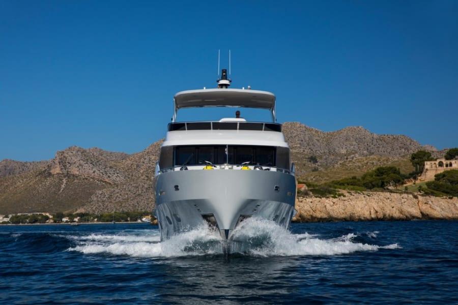Моторная яхта EIGHTEEN TWO Yacht #5