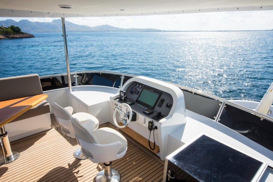 Моторная яхта EIGHTEEN TWO Yacht #8