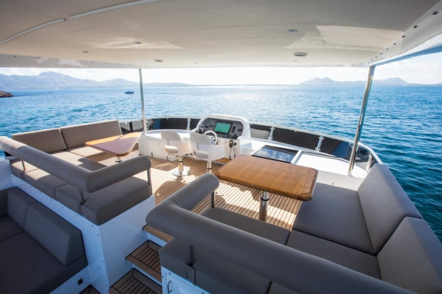Моторная яхта EIGHTEEN TWO Yacht #9