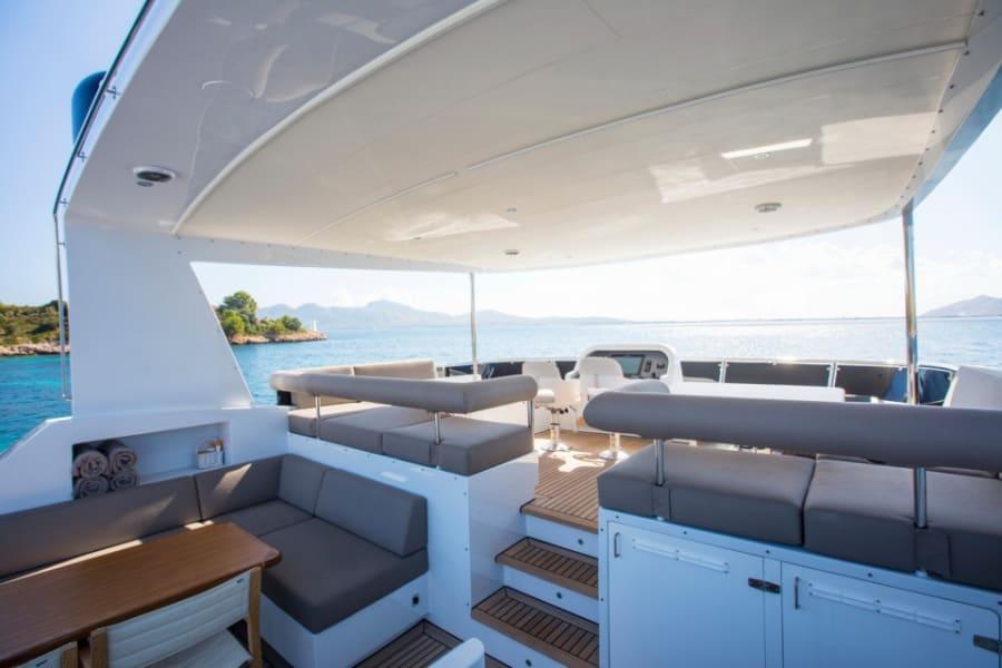 Моторная яхта EIGHTEEN TWO Yacht #14