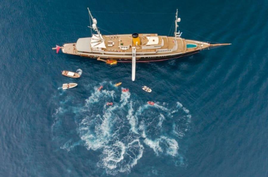Моторная яхта Nero Yacht #3