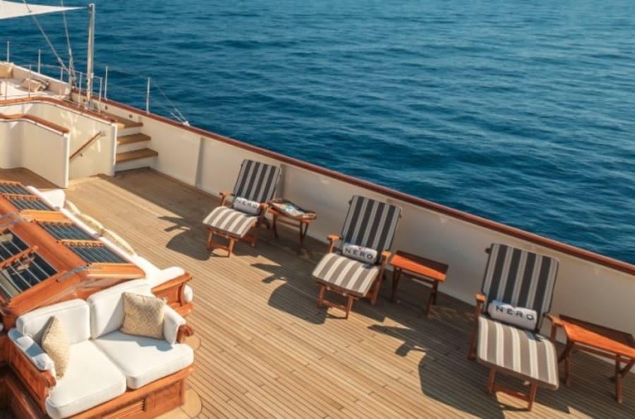 Моторная яхта Nero Yacht #9
