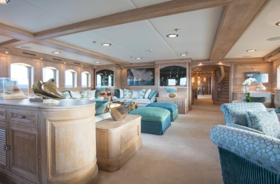 Моторная яхта Nero Yacht #14