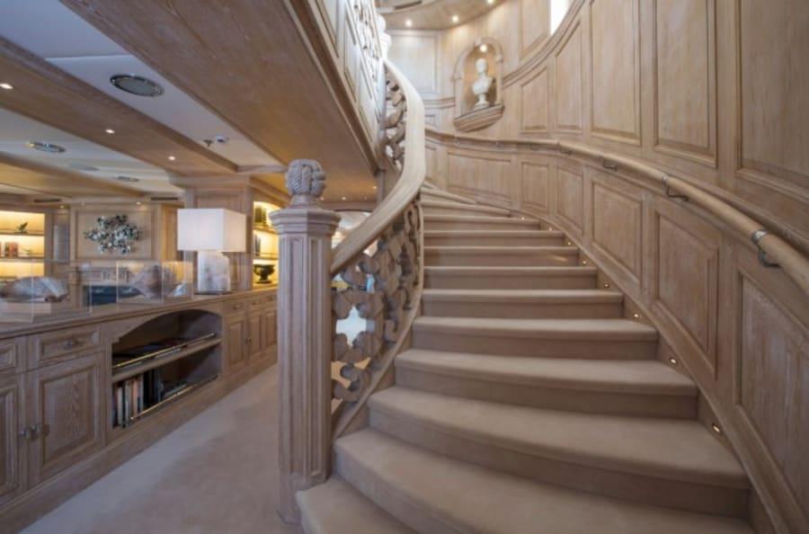 Моторная яхта Nero Yacht #16