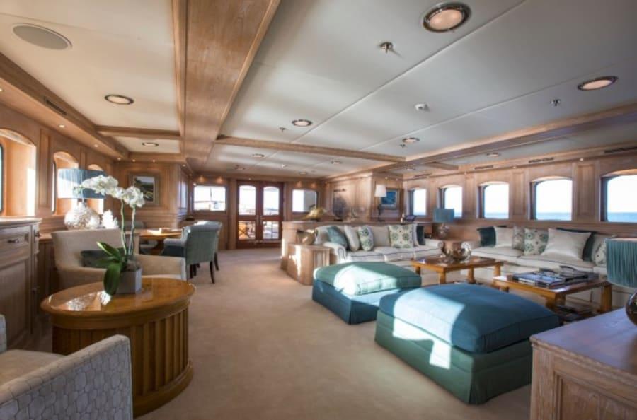 Моторная яхта Nero Yacht #17