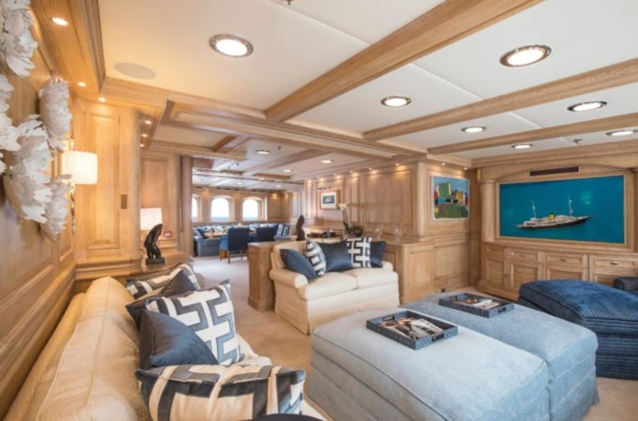 Моторная яхта Nero Yacht #19